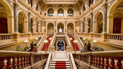Interior of the National Museum, Prague, Czech Republic.jpg