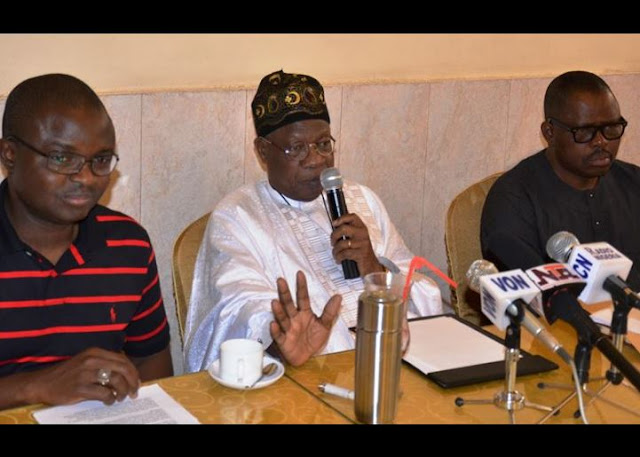 IPOB Is Sponsored By Looters And The Politically Disgruntled – Lai Mohammed Revealed