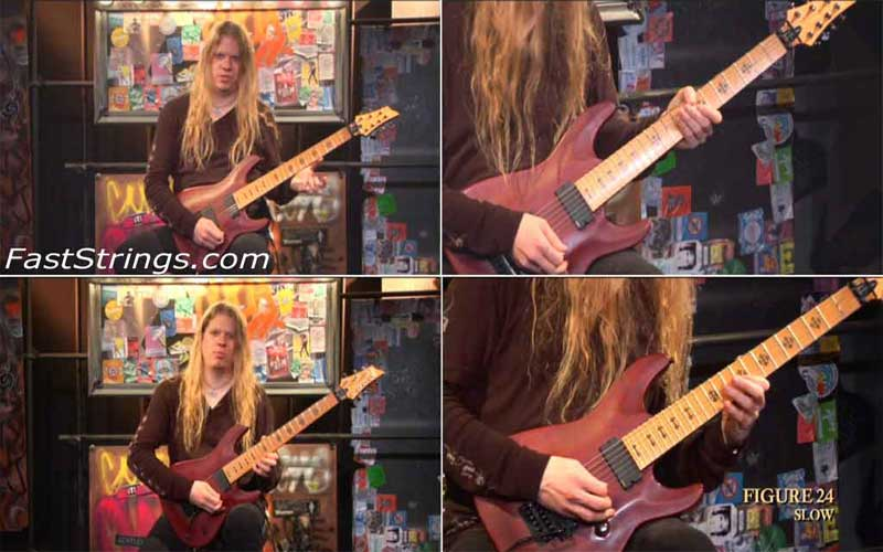 Jeff Loomis - Super Shred Guitar: Master Class (Guitar World)