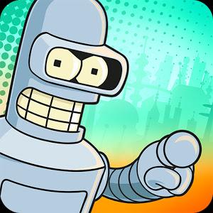 Futurama: Game of Drones 1.2.1 Mod Apk (Mega Mod)