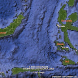 Les Moluques : Ternate, Halmahera, Bacan et Obi