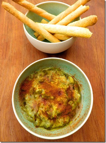 Courgette Dip