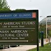 AAS Building campus sign