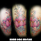 arm pink - tattoos ideas