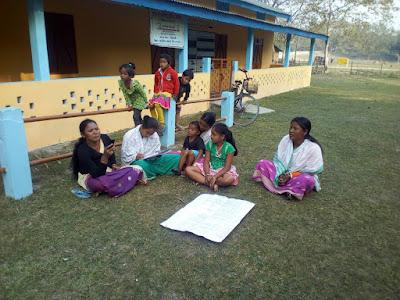 Second self assessment at Chakrasila No 2, Bongaigaon