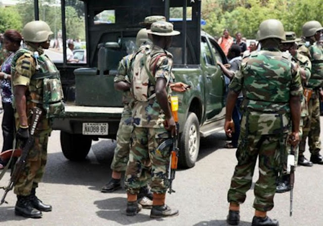 News: Soldiers Fighting Boko Haram Sentenced To Death, Life Imprisonment