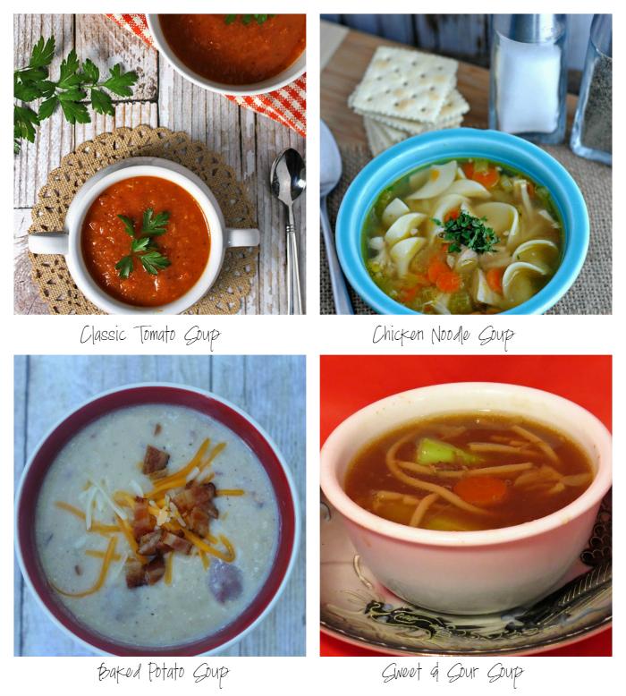 Soups On via homework