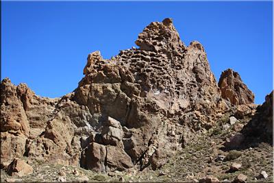 Curiosos formaciones rocosas