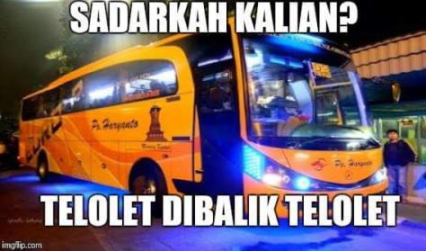 20 Kumpulan Meme Om Telolet Om
