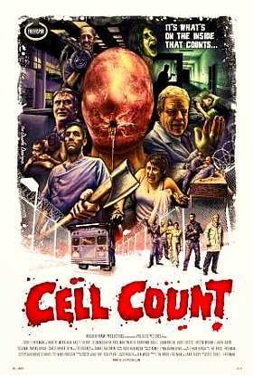 Filme Poster Cell Count HDRip XviD & RMVB Legendado