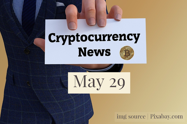 Cryptocurrency News Cast For May 29th  2020 ?
