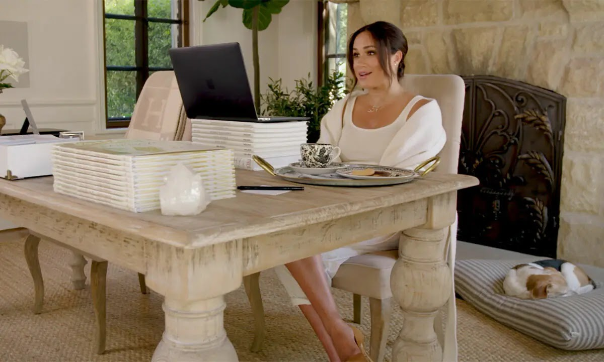 Meghan Markle Makes First Video Appearance After Lilibet's Birth to Mark 40th Birthday