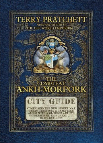 The Compleat Ankh-Morpork City Guide cover