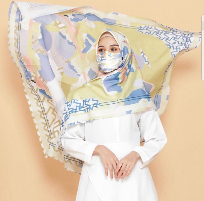 Hijab Masker Ameera