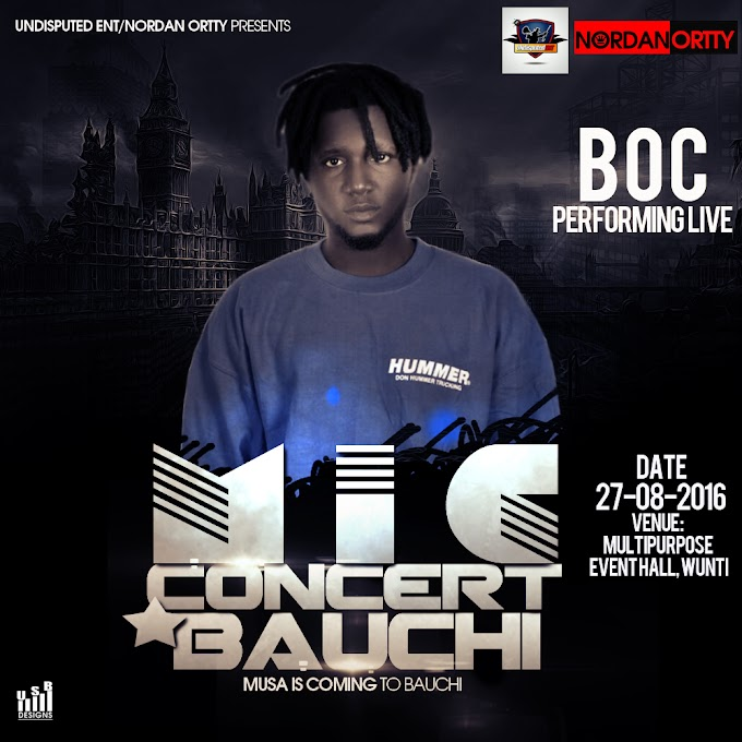 MUSA IS COMING TO BAUCHI | @iMorell