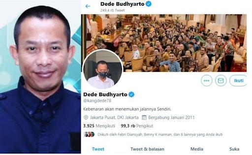 Mengenal Dede Budhyarto, Komisaris PT Pelni yang Pecat Pejabat Gelar Kajian Ramadhan
