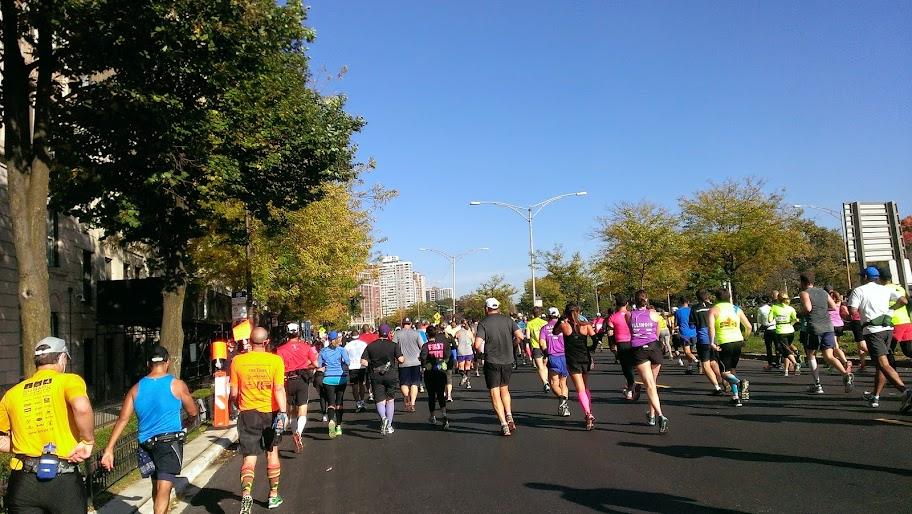 IMAG6920 My Chicago Marathon Recap   #TeamDannyDid
