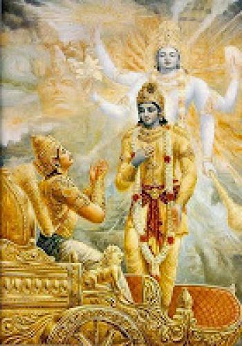 Alien Gods Krishna The Divine Source