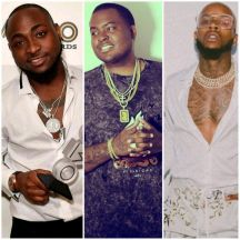 "Davido Features On American Star ""Sean Kingston's"" New Track ""Kryptonite"""