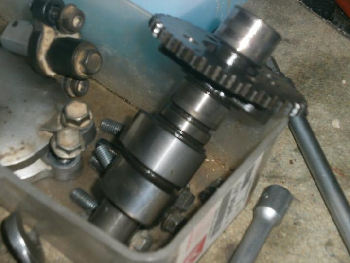 Les moteurs de DR350. P9100004