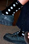 Margot has the best socks :)