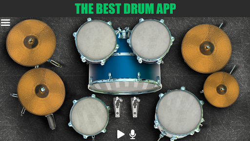 Drum Solo HD  -  The best drumming game apkpoly screenshots 1