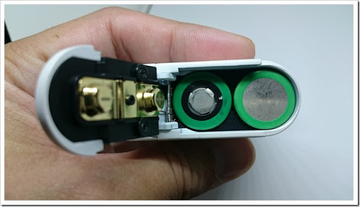 DSC 3853 thumb%25255B2%25255D - 【MOD】「Joyetech eVic VTC Dual MOD」レビュー!大は小を兼ねる!?【デュアルバッテリー/カスタムファームウェア対応】