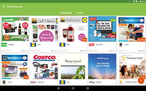 ILikeSales Catalogues & Offers 3.2.2 screenshots 8