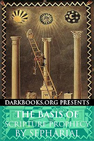 Cover of Sepharial's Book The Basis of Scripture Prophecy