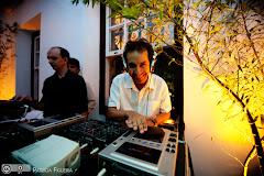 Foto 1684. Marcadores: 27/11/2010, Casamento Valeria e Leonardo, DJ, DJ Marcelo Janot, Rio de Janeiro