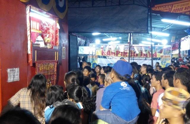 Pasar Imlek Semawis