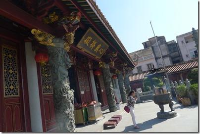 Chao Zhou Kai Yuan Temple 潮州開元寺