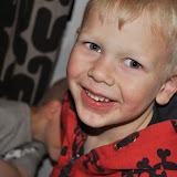 Nicholas' 5th Birthday