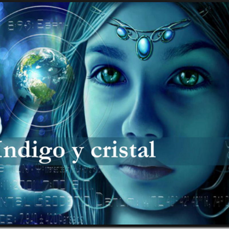 NIÑOS INDIGO Y CRISTAL PODERES EXTRASENSORIALES