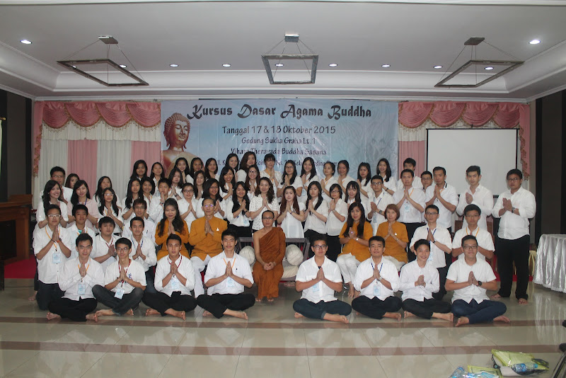 PC MAGABUDHI Jakarta Utara & Buddhist Reborn mengadakan KDAB