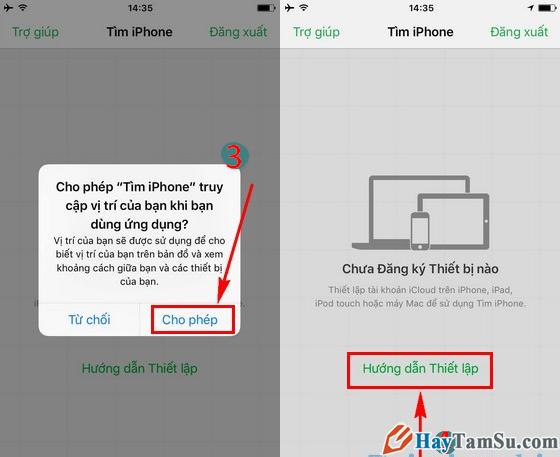Mách bạn cách kích hoạt tính năng Định vị trên điện thoại iPhone, iPad + Hình 4