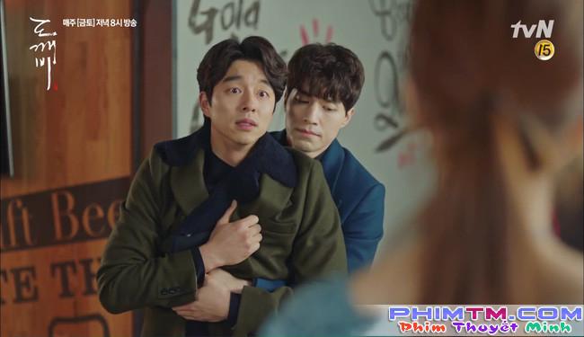 """""""Goblin"""": Xuất hiện thây ma đội mồ sống dậy, đe dọa cô dâu của Gong Yoo - Ảnh 27."""