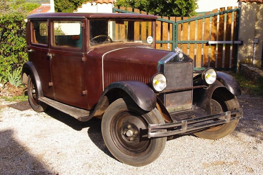 Mathis-1931-3/4 AV