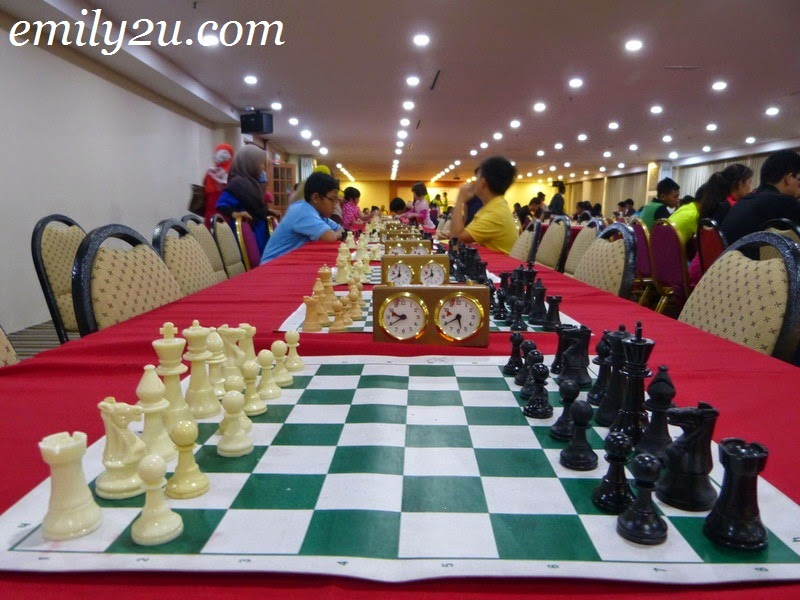 The 5th Tan Sri Lee Loy Seng Perak Grand Prix Chess Championship 2014