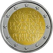 2018 Portugal Imprenta