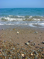Как организовать свой отдых в Крыму - Пляж в Алуште