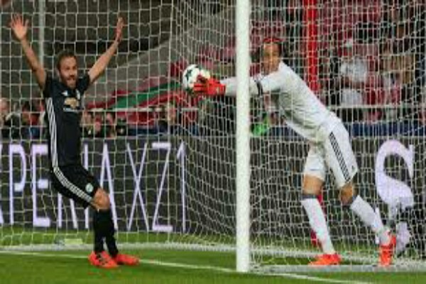 Benfica vs Manchester United Champions league match highlight