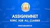 11th STD Tamil Assignment Topics English Medium Download PDF