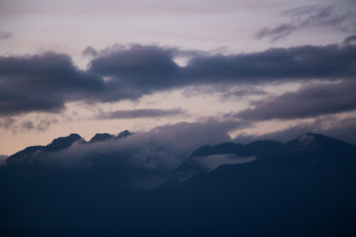 Mountains, Vancouver
