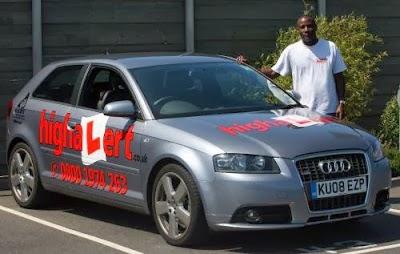 Audi Driving School