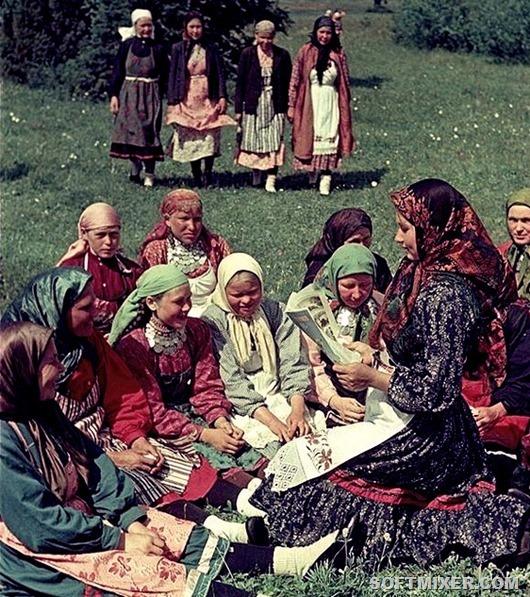 Журнал «Огонек»: иллюстрации советской жизни