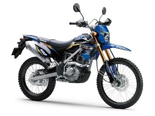 Harga KLX 150 BF SE 2021, OTR Jakarta Berapa ?