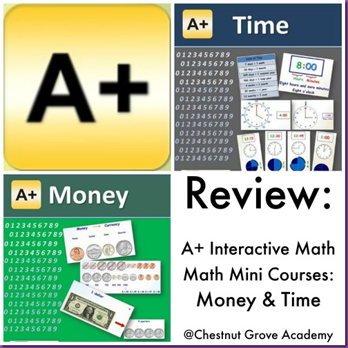 Mini Math Course Aplus