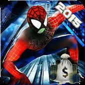 Subway Spider Run
