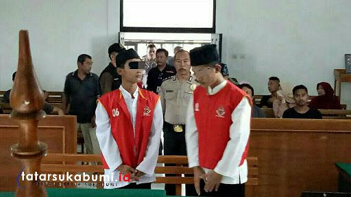 Sidang Ketiga Pembunuhan Egi Begot di PN Cibadak - Sukabumi